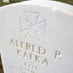Outrage at Nazi swastikas in veterans cemeteries