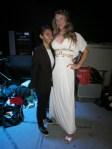 Vanessa and me