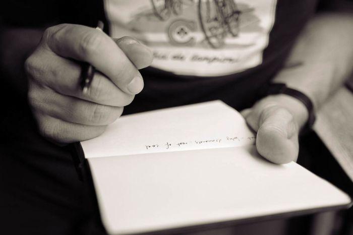 Écrivez les idées de vos collègues