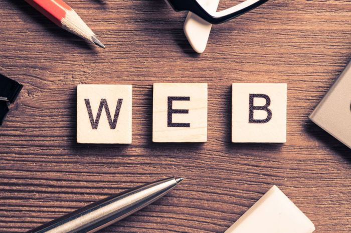 Avant votre entrée dans le Web
