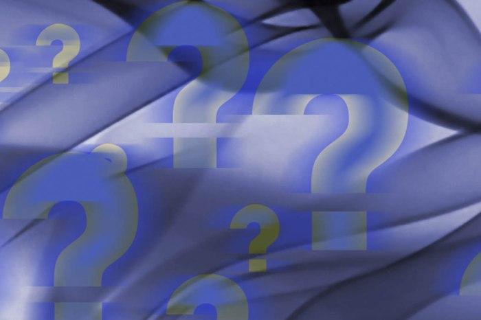 Quand faut-il recevoir les questions?