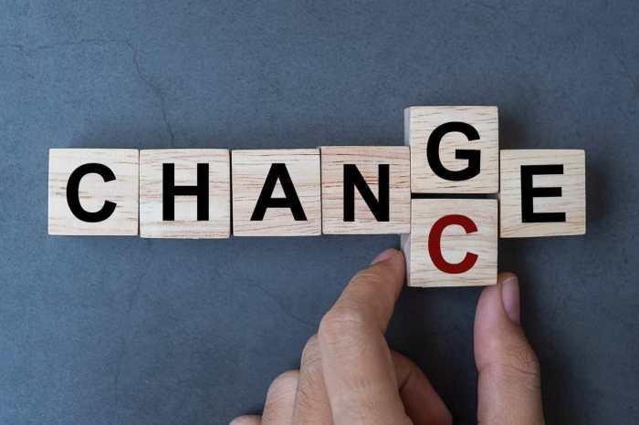 Résistance au changement ou comment faire sa chance