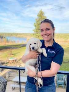 maria fell dog trainer spokane