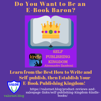 Self Publishing Kingdom Ad
