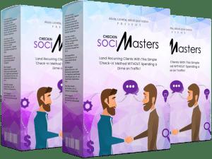 CheckIn SociMasters box