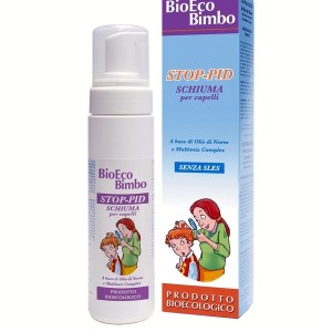 "BEMA Παιδικό Σαμπουάν για Ψείρες ""Stop Pid"" 200ml"