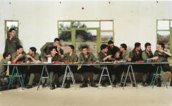 "Adi Nes ""Untitled"" (dalla serie ""Soldiers"") 1999"