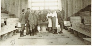 L' Università Castrense fu la prima Università moderna del Friuli e nacque a San Giorgio di Nogaro durante la Prima guerra mondiale come facoltà di medicina destinata a studenti-soldati.
