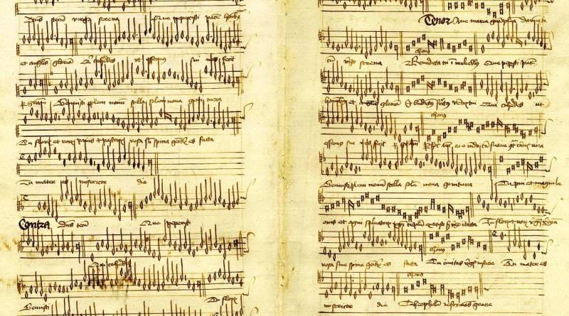 La più eccezionale collezione di codici musicali antichi
