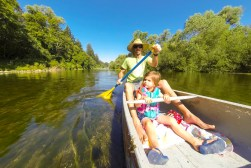 On the Russian River