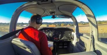 Pre-take off checks