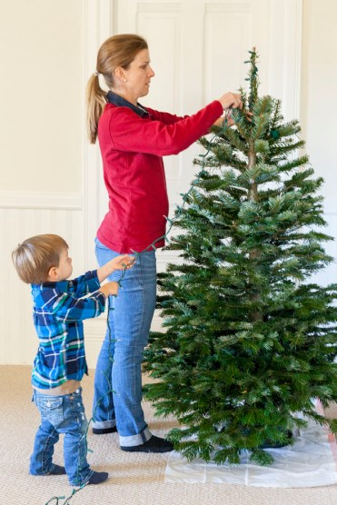 Time for our 2015 tree