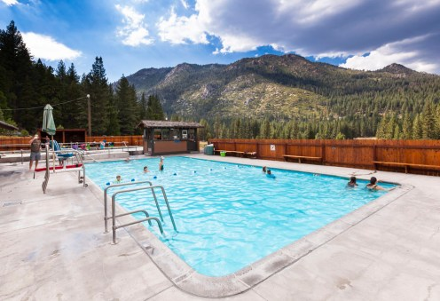 Day Eight: Grover Hot Springs State Park