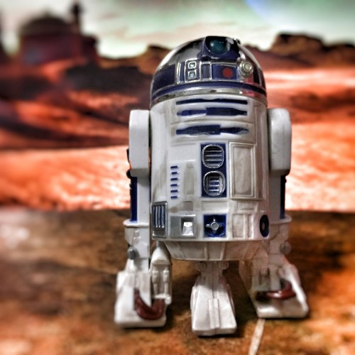 R2D2 can be the RC robot for you
