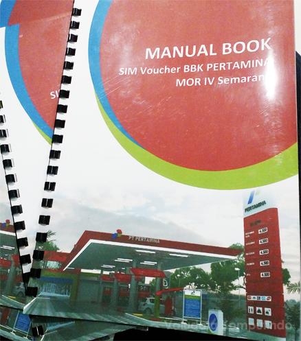 Buku Manual SIM BBK Pertamina