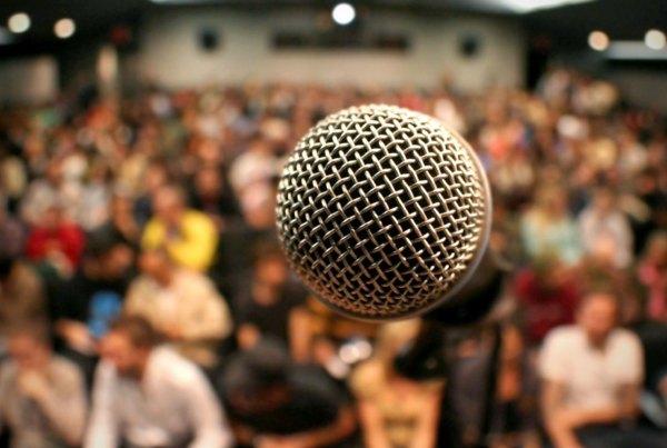 Bevisst på hvordan du kommuniserer under en presentasjon