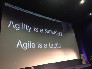 ABE 15 - Strategy Deployment - The Secret Sauce for Enterprise Agility
