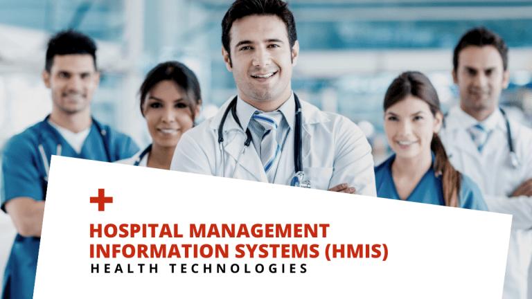 Hospital Management Information System (HMIS)