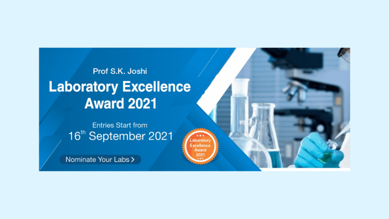 Laboratory Excellence Award