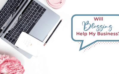 Will Blogging Help My Business?