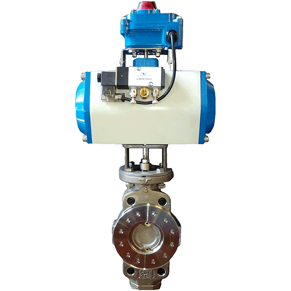 High Performance Triple Offset Butterfly Valves