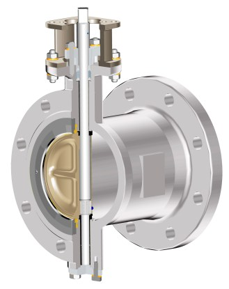 VF917A Double Flanged