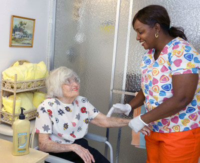 home health care coral springs florida