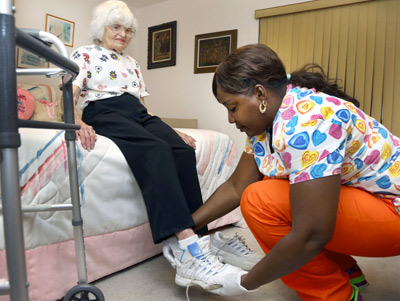 home health care deerfield beach florida