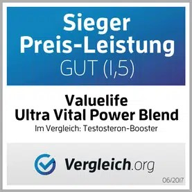 Vergleich.org Valuelife Ultra Vital Power Blend