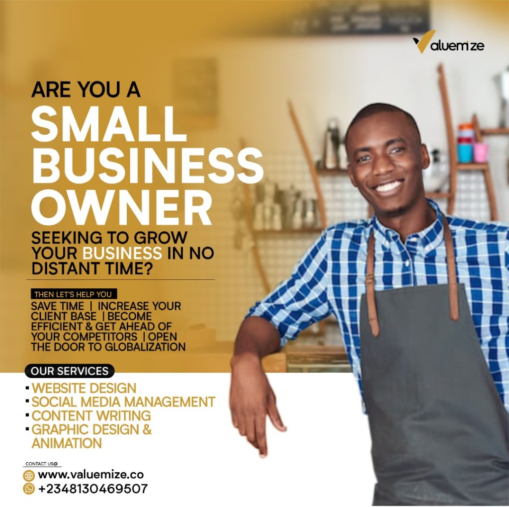 Valuemize Business