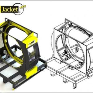 Infoliator Orizontal Yellow Jacket Manual Valuepack.ro