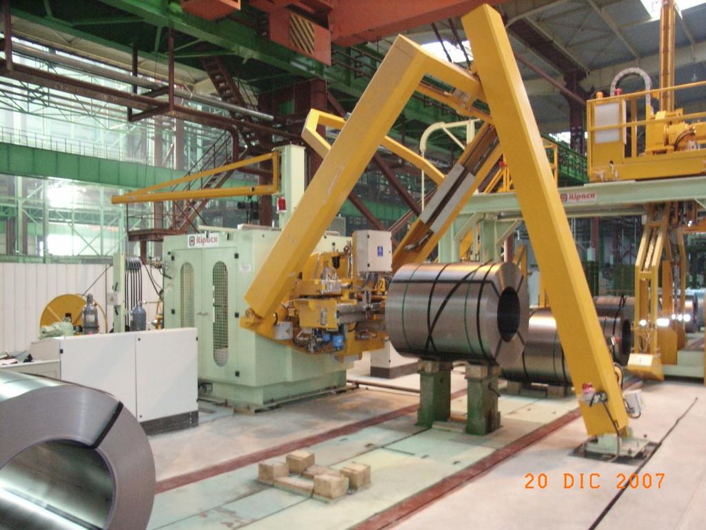 SKC SKD Legare industriala
