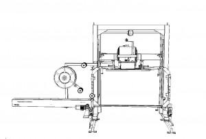 VKE Masina de ambalat