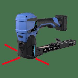 Capsator Superior cu Laser in Cruce