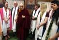 His Holiness the Dalai Lama Dharamsala, India 2019 Photo by Shmuel Thaler