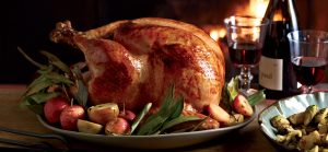 Thanksgiving Turkey with Pinot Noir
