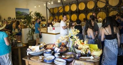 Santa Barbara Winery Tasting Room