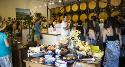 Santa Barbara Winery Tasting Room