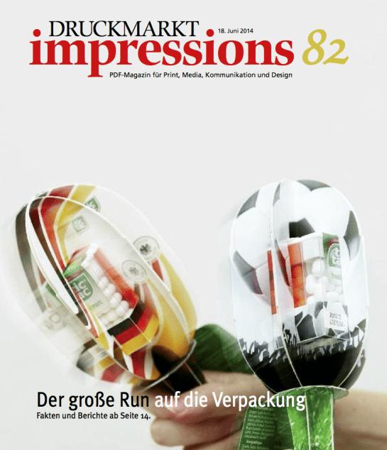 DruckmarktImpression Ausgabe 82