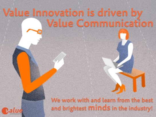Value Communication — About us 2014.003