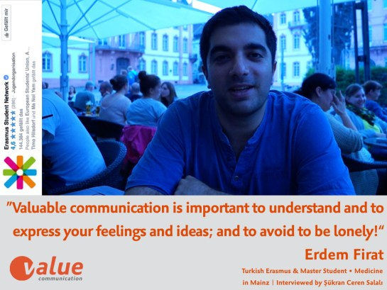 ValueTalk! — What is the real value of communication ERASMUS students.006