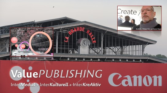 ValuePublishing Canon Expo 2015
