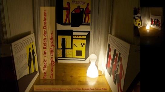 Fee Fleck Event Keyvisuals a la Caravaggio.001