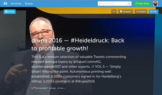 07-drupa2016 ValuePublishing Storify on Heideldruck