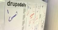 drupa Daily Pinwand