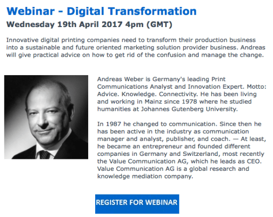 Prokom Webinar Digital Transformation