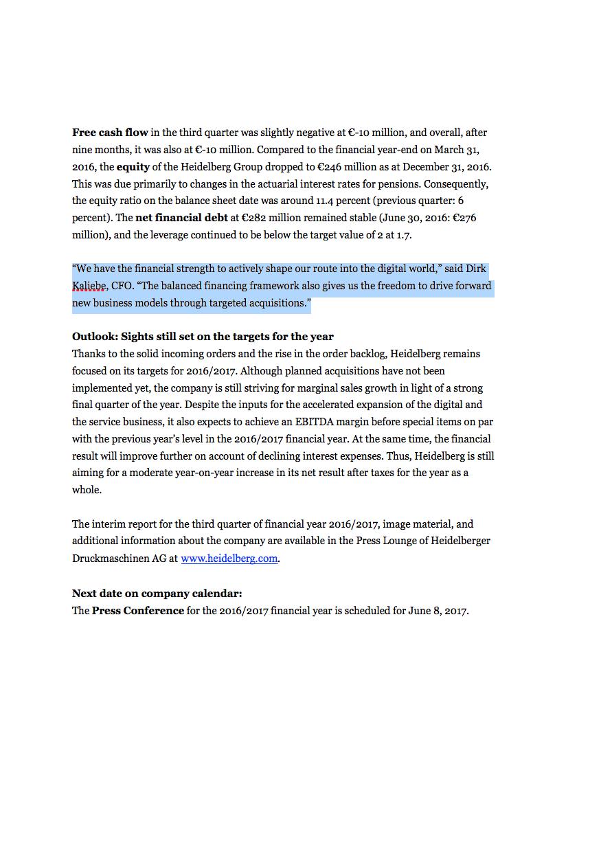 03 Heideldruck Press Release 08062017