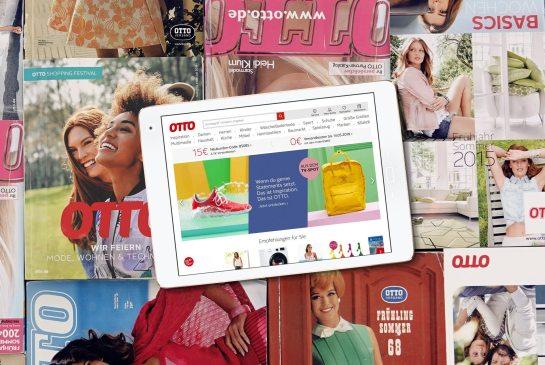 92d4 Otto Katalog und iPad Fashionnetwork