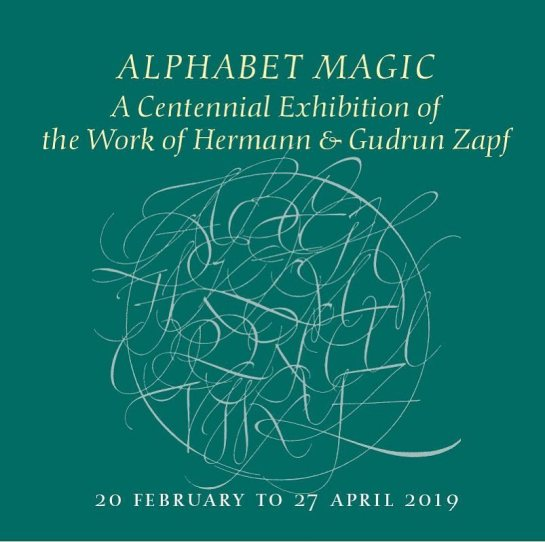 Alphabeth Magic Exhibition NY 2019