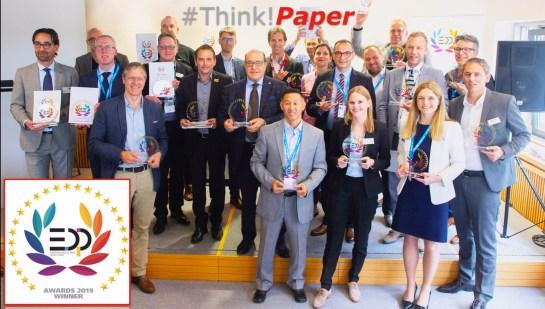 EDP Award 2019 — The Winners